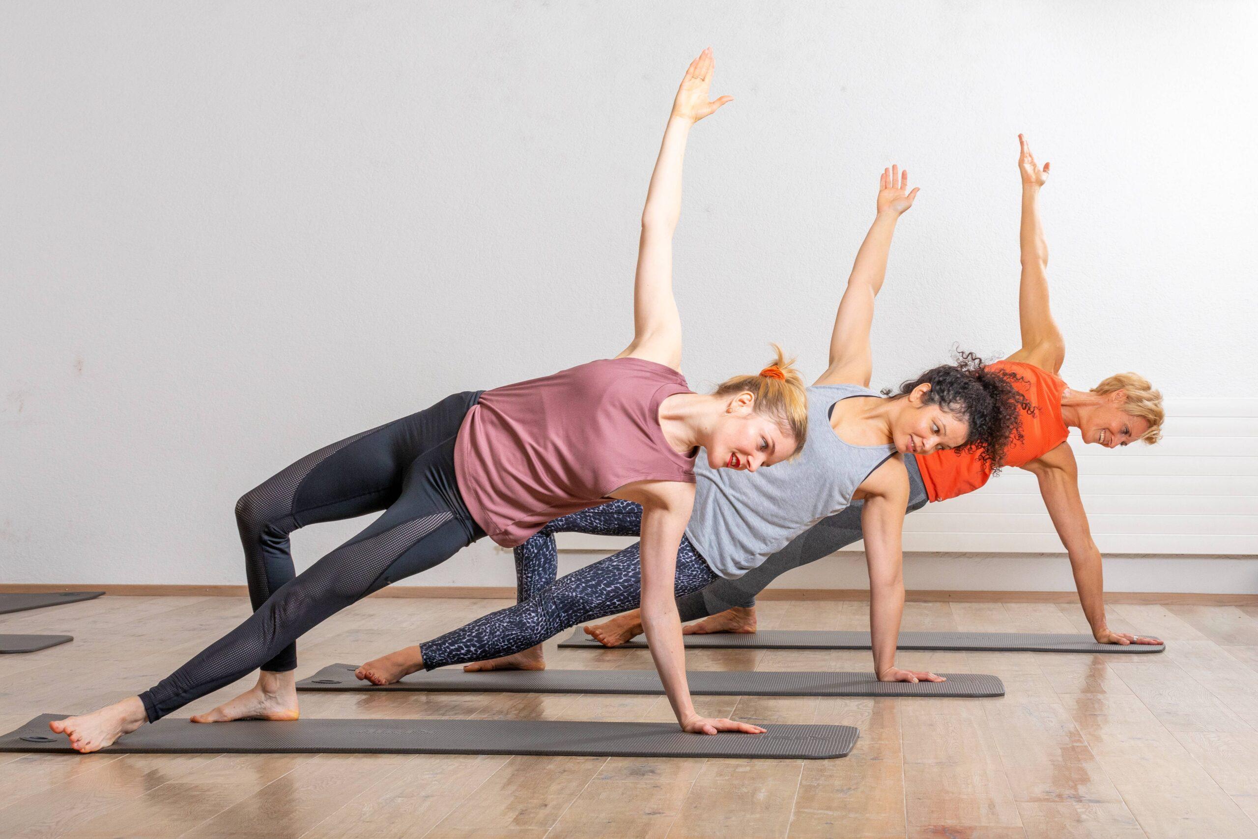 Groupfitness, Workout, Strech in Motion Vipfitstyle, Yvonne Bächli, Fitness Albisrieden